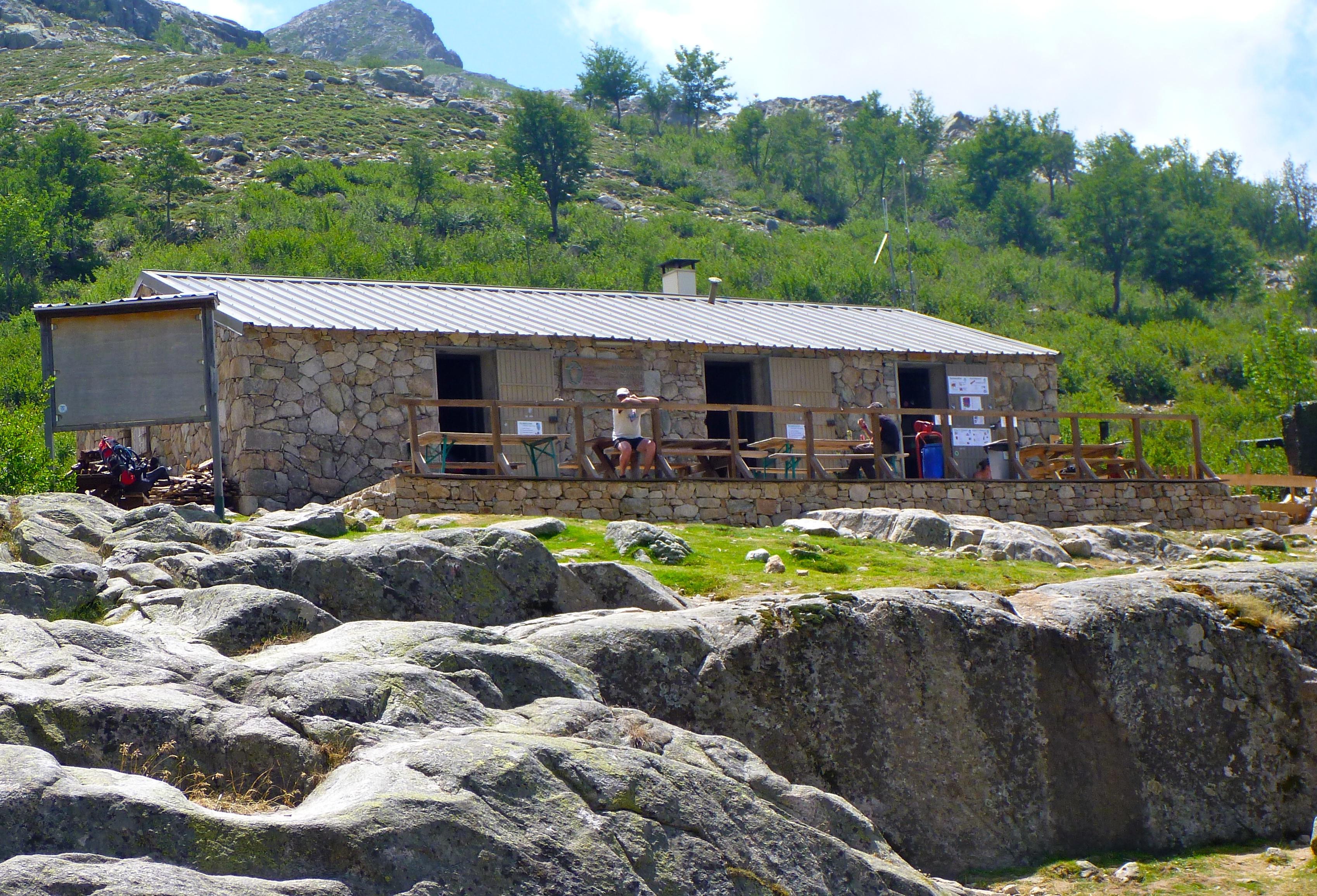 Mangaru Refuge GR20