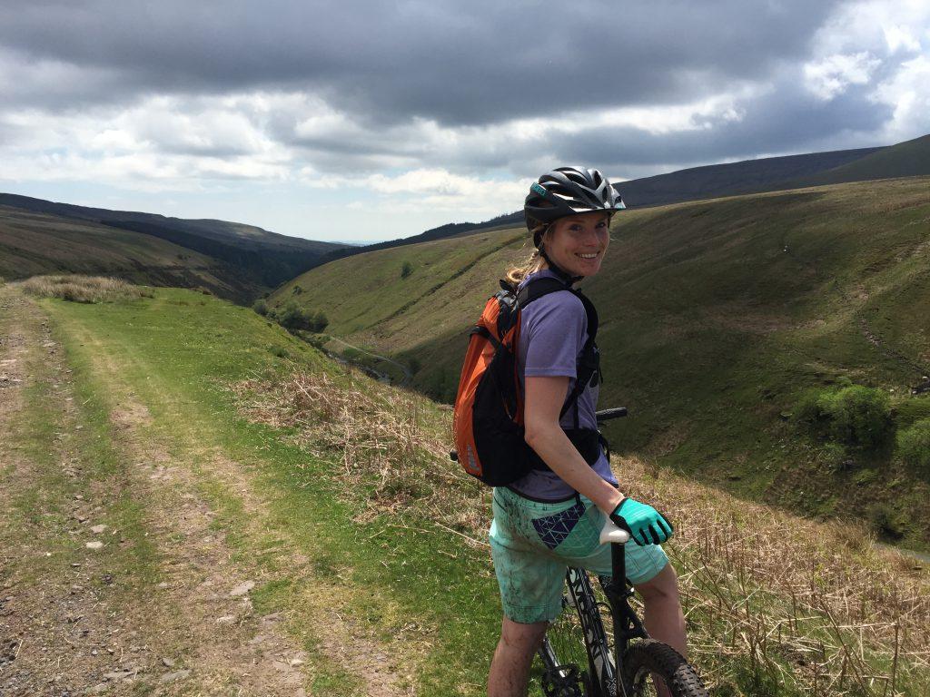 Activities in Wales Mountain Biking