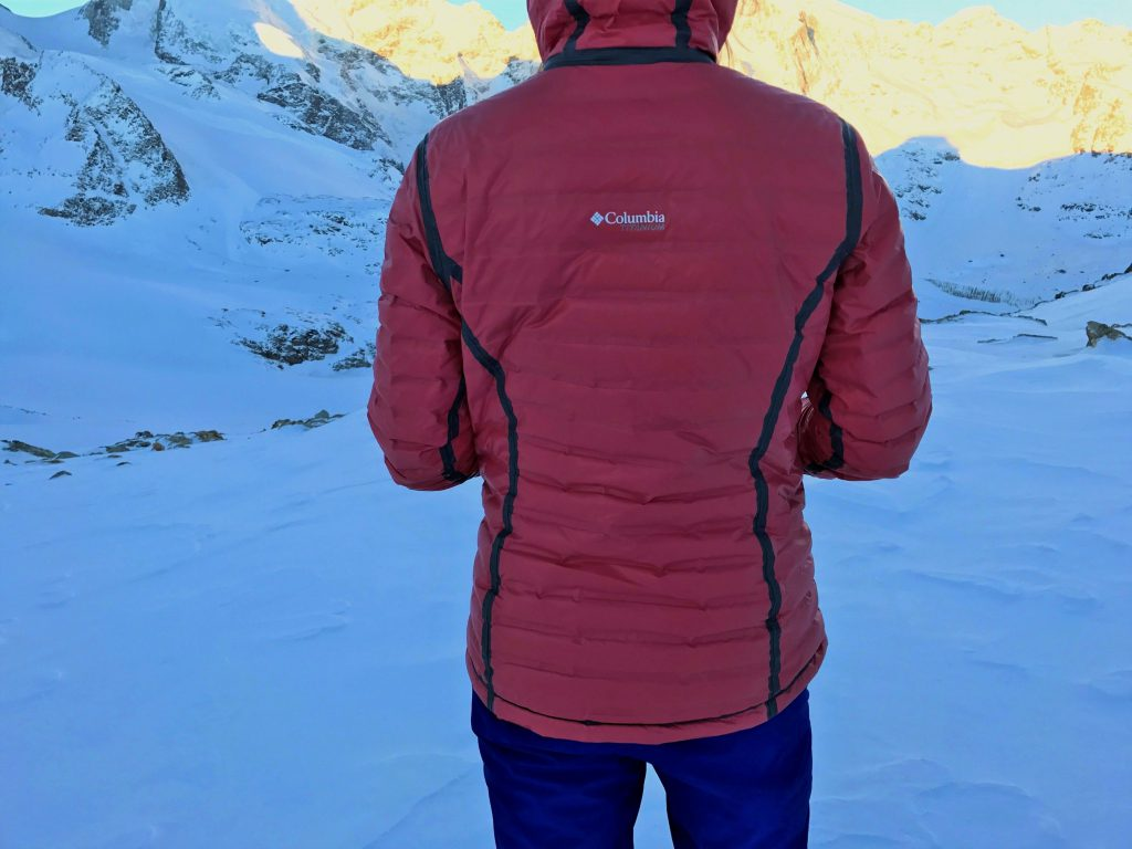 To the Test: Columbia Outdry Ex Gold Down Jacket