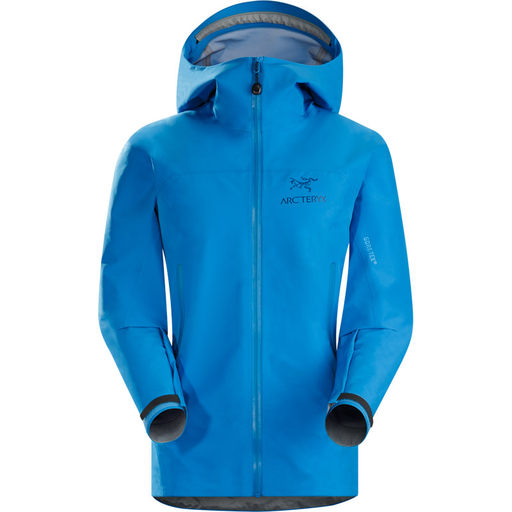 Women's Waterproof Jackets: Arcteryx Zeta it jacket