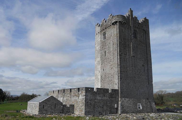 ballytarsna-castle coolest airbnb ireland