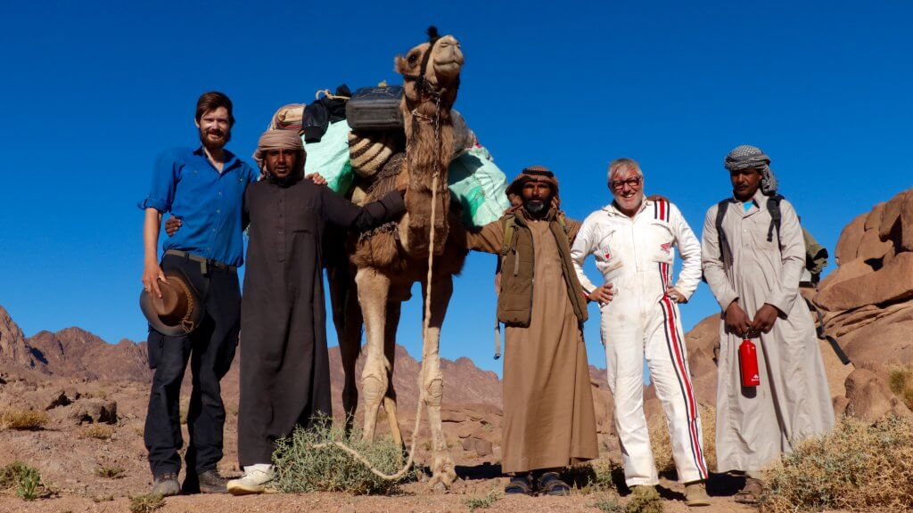 Leon McCarron journeys to the Middle East