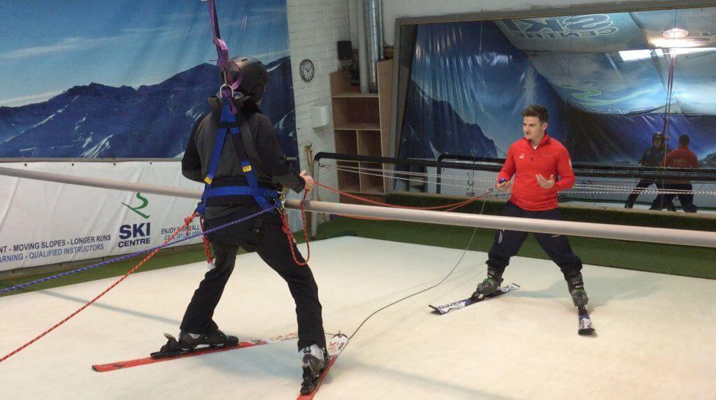 Jim duffy adaptive skiing
