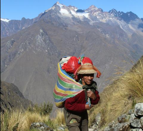 Jarlath McHale Inca Trail