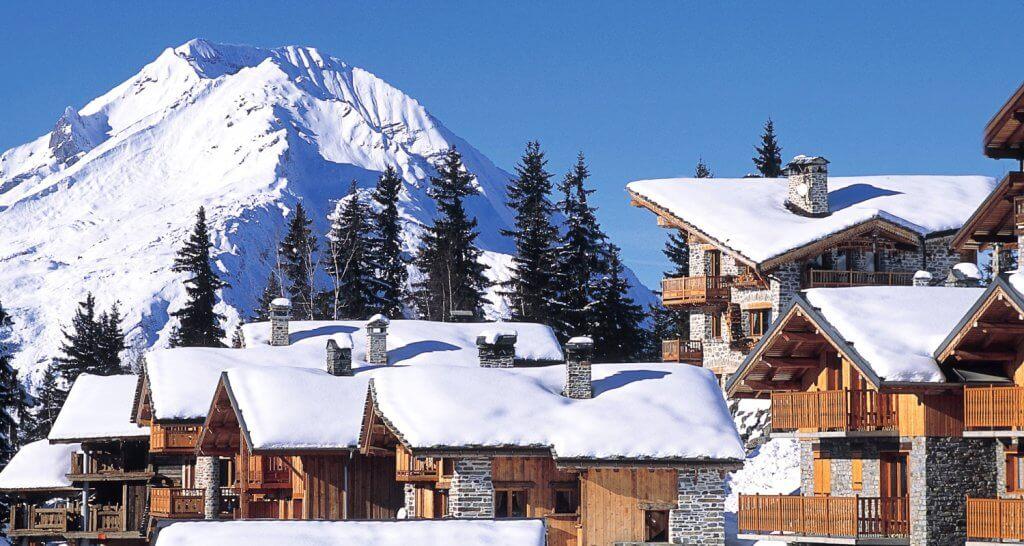 La Rosiere ski resort
