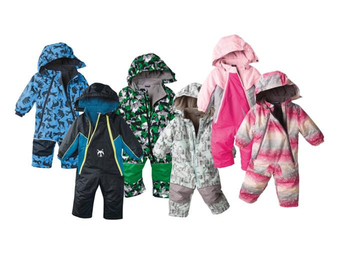 lidl kids snowsuit 9 99