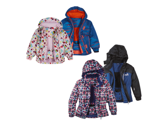 lidl kids winder jackets 14 99