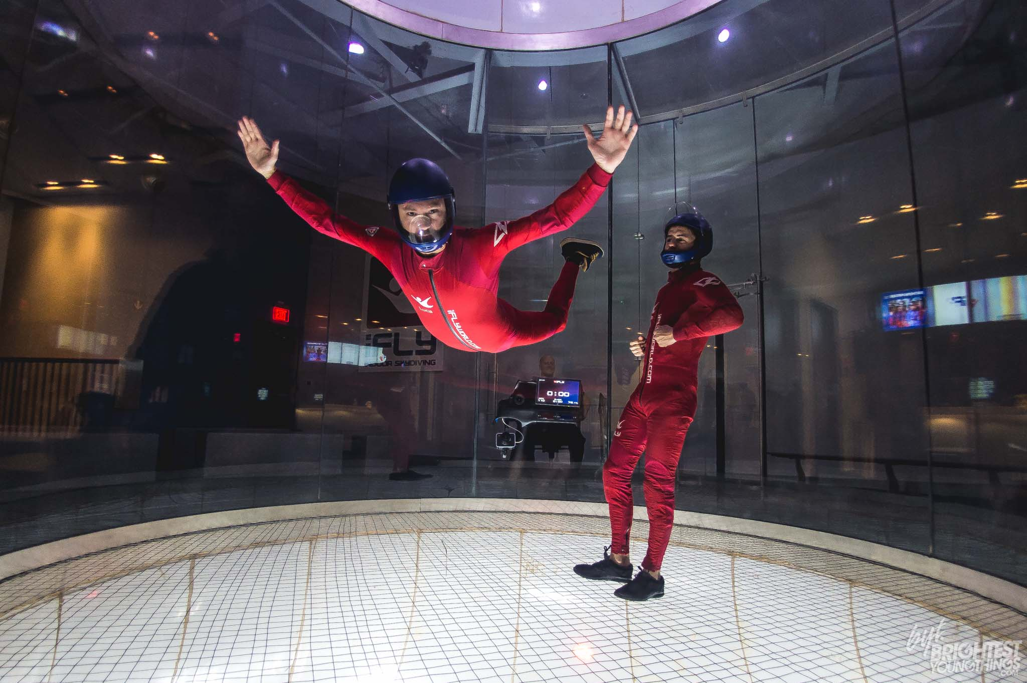 Ireland S First Indoor Skydive Centre Opens In Belfast
