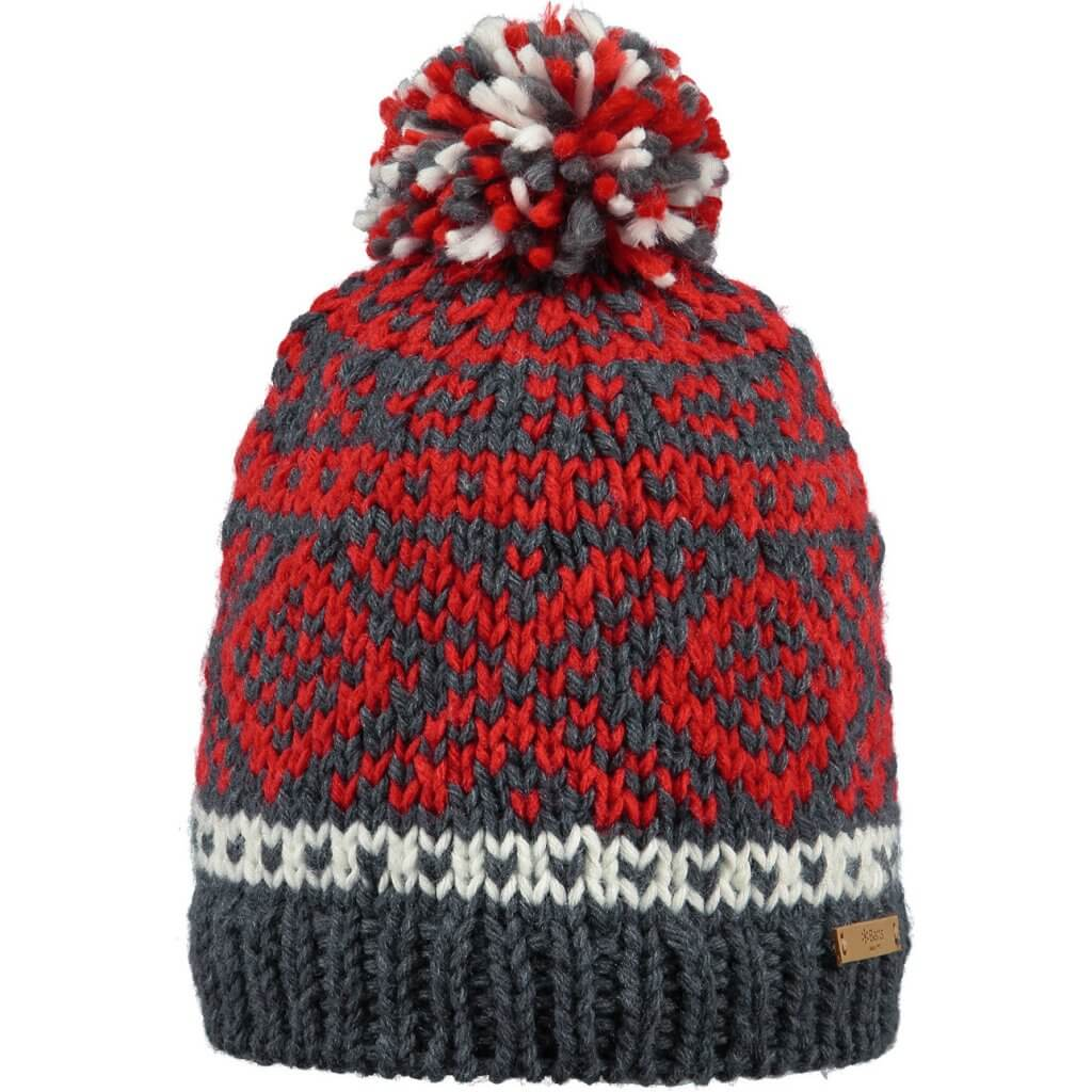 gift ideas for hikers Barts Log Cabin Beanie