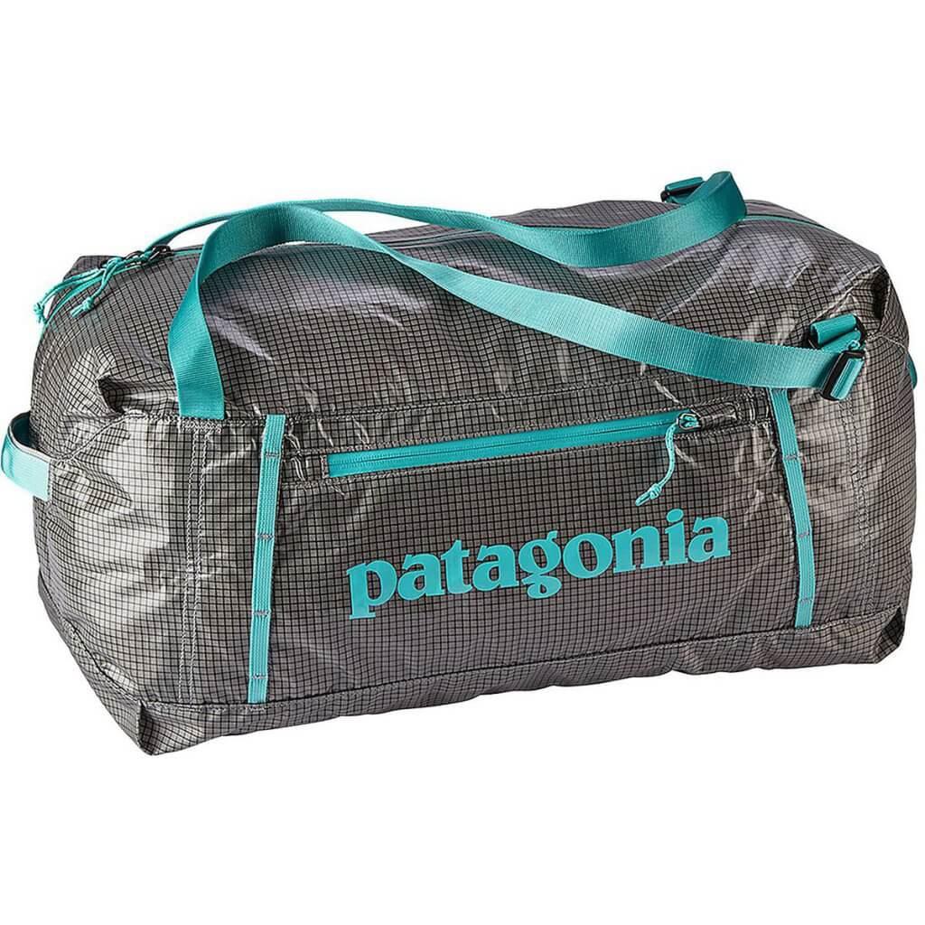Gifts ideas for fitness fanatics Patagonia Black Hole 30l Duffel