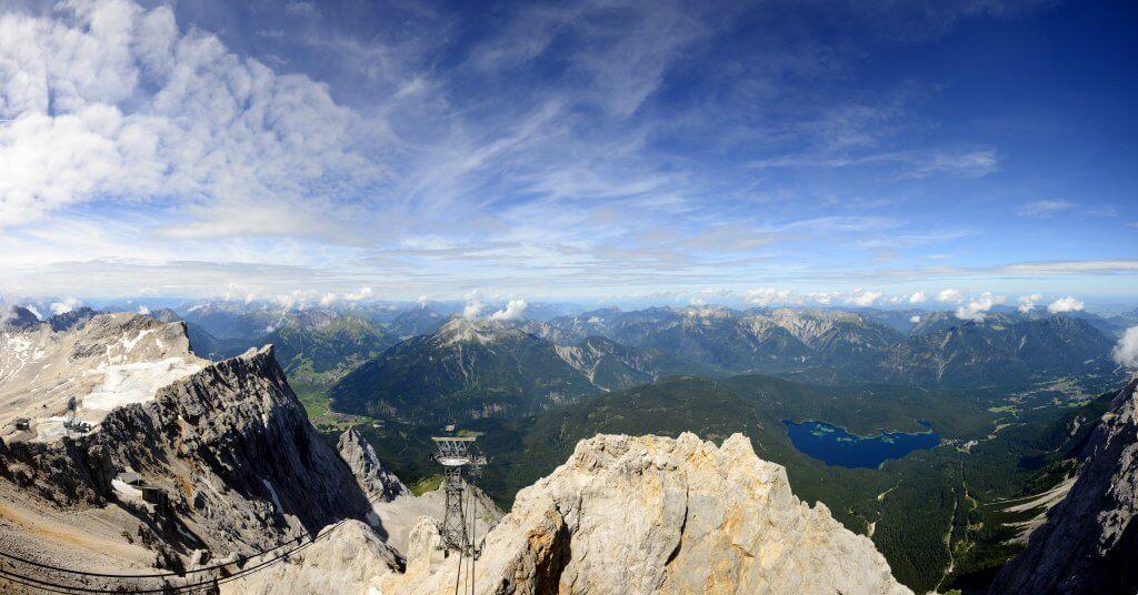 Zugspitze Glacier