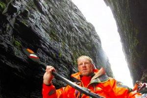 jon hynes sea kayak around ireland