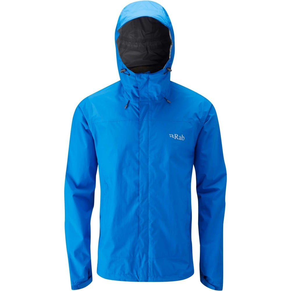 gift ideas for hikers rab downpour jacket