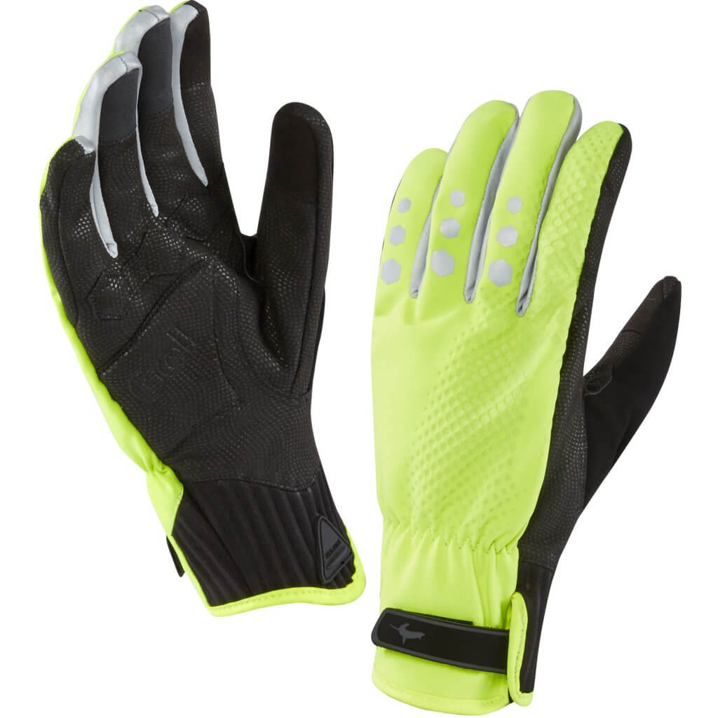 gift ideas for cycling sealskins all weather cycle gloves
