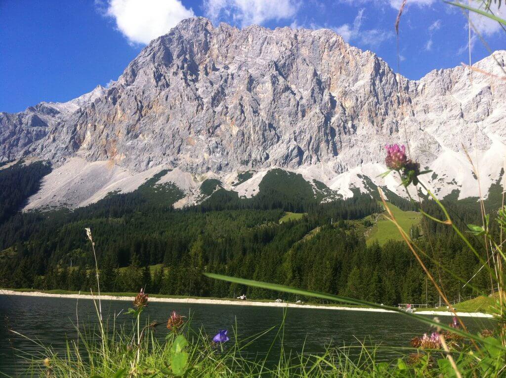 Hiking in the Austrian Tirol