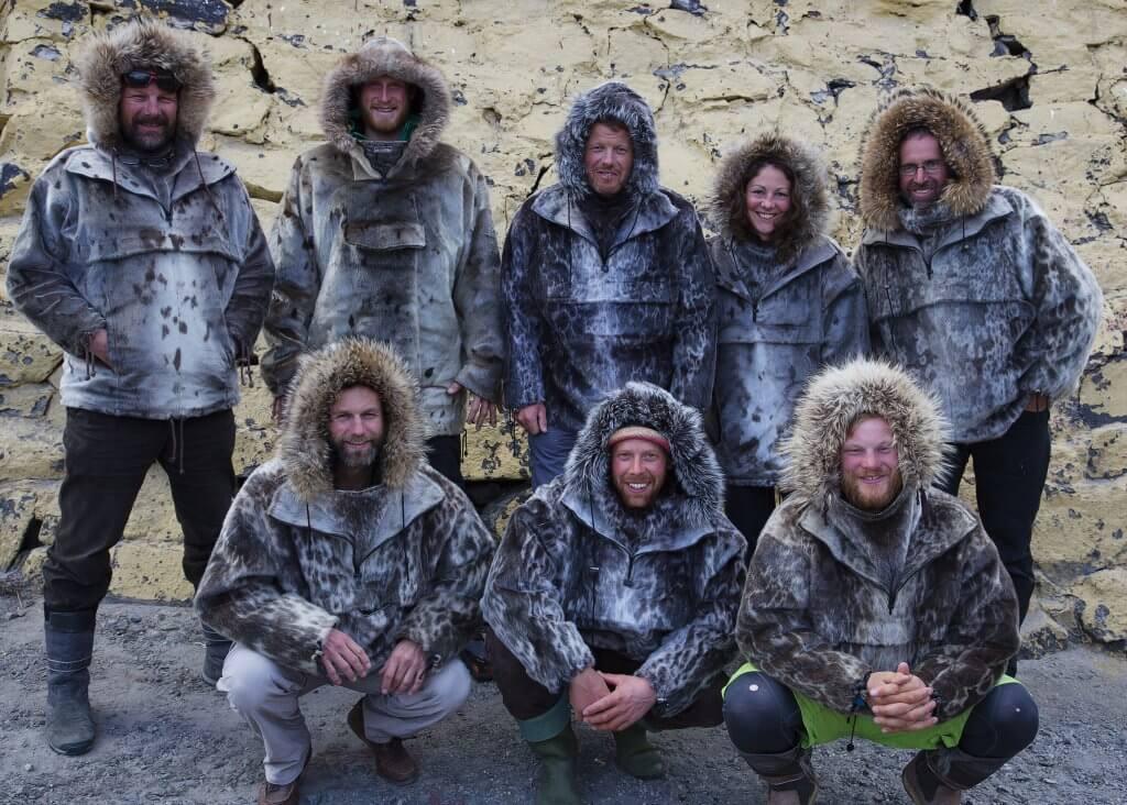 Seal Skin Team