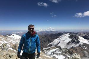 Climbing Aconcagua