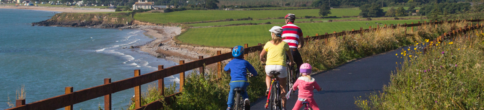 family friendly activities in ireland Waterford_Greenway