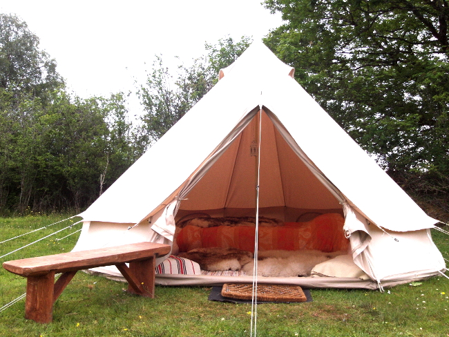 Best eco friendly campsites in Ireland