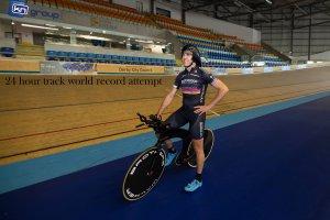 Jason Black 24hr world record