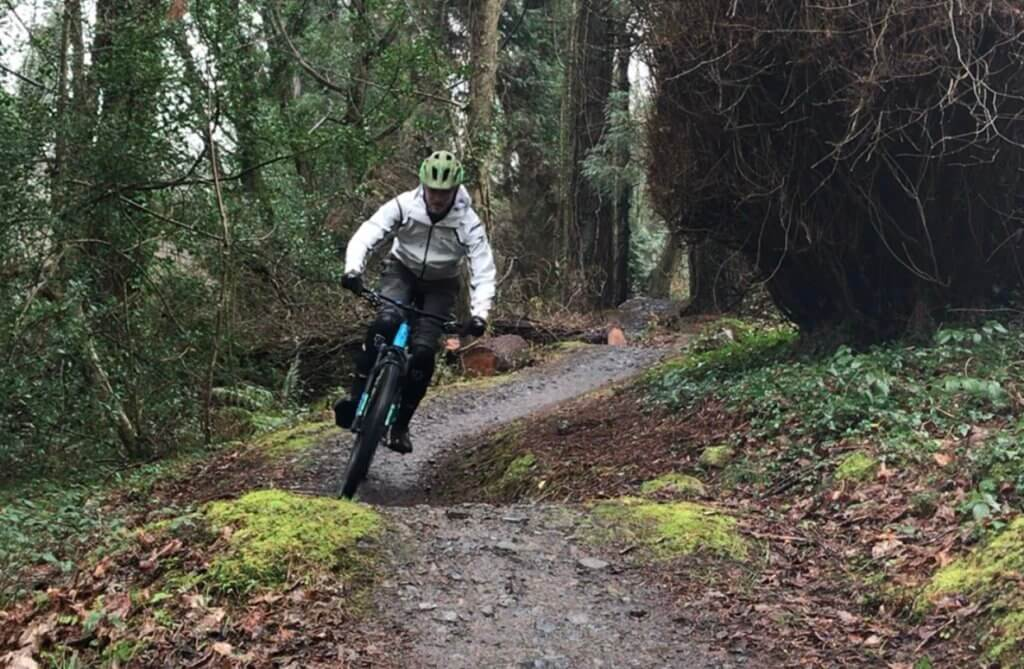 mountain biking castlewellan