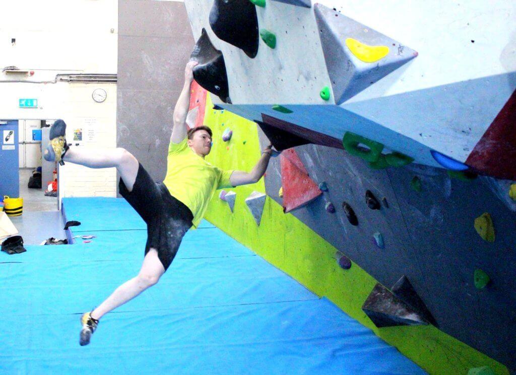 gravity climbing ed