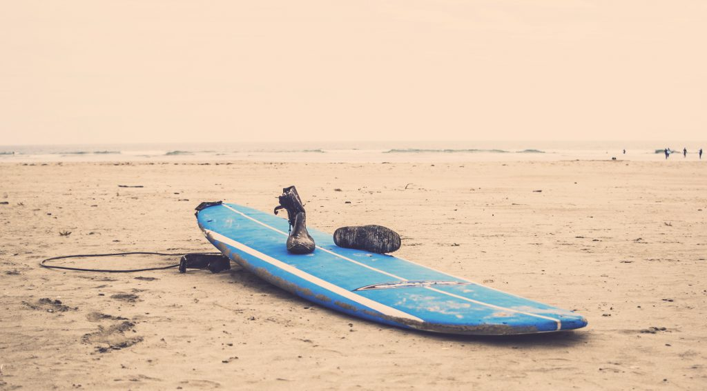 Essential Surf Equipment