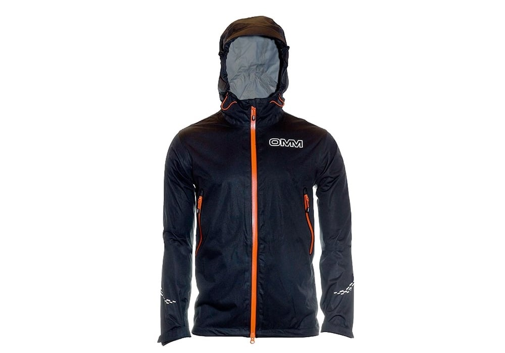 Trail running gear OMM Trail running jacket