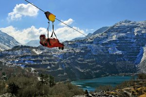 Best activities wales Zip World Wales