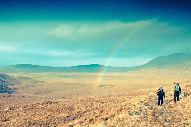 irish walking routes 50 of the best outsider magazine