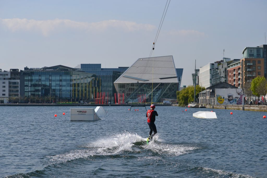 Things to do in dublin wakeboarding