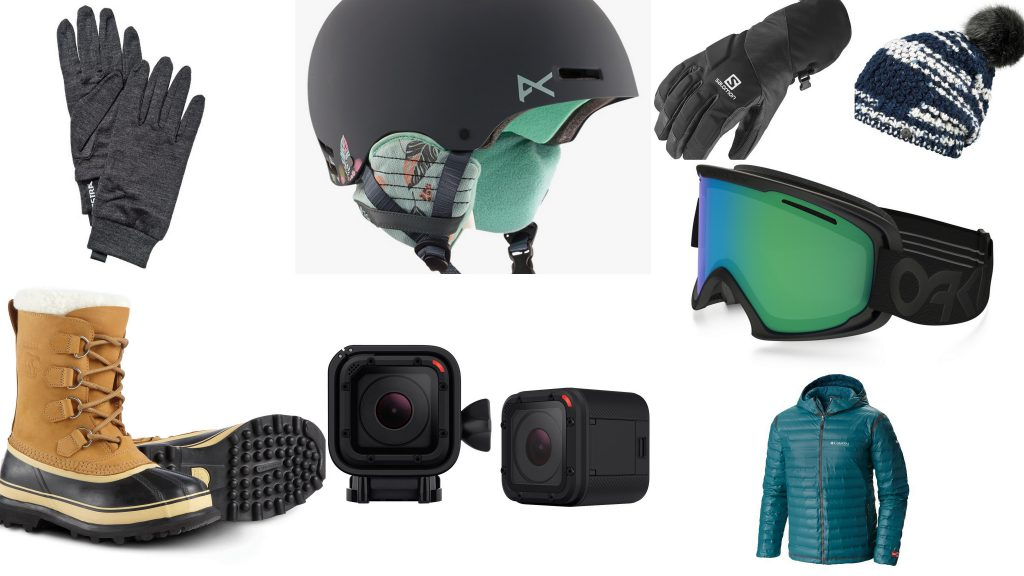 Essential Ski Kit Lead image