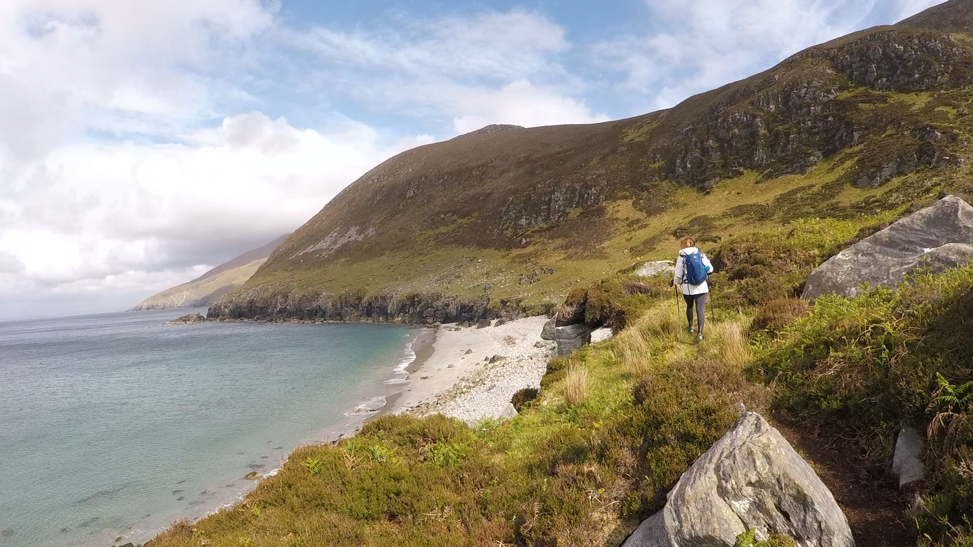 Annagh Bay Achill Island