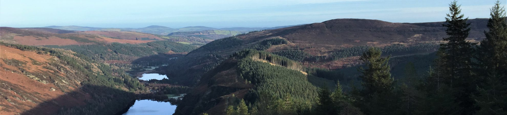 Best hikes near Dublin The Spinc
