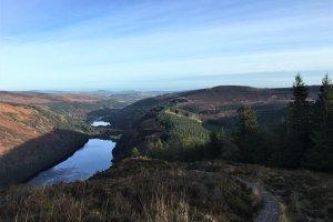 Best hikes near Dublin The Spinc