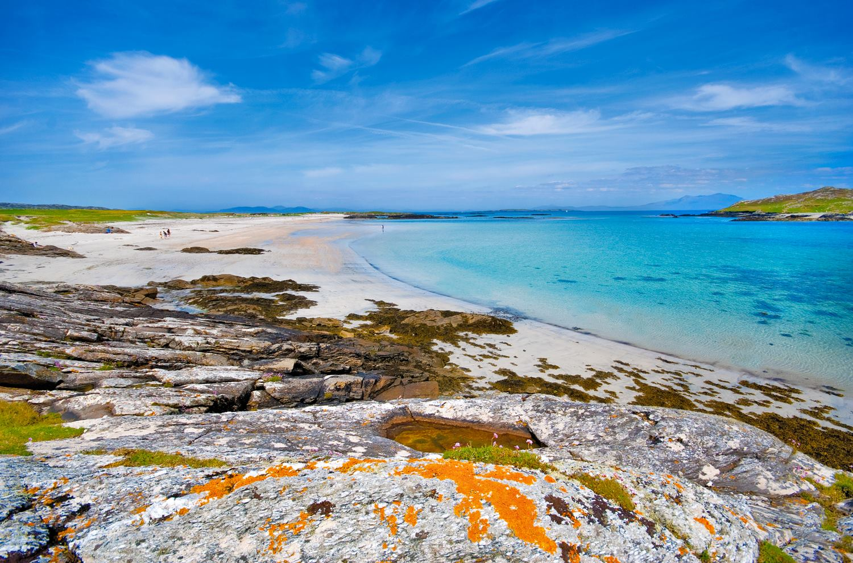 Irish Island GetawayInishboffin Connemara dot net