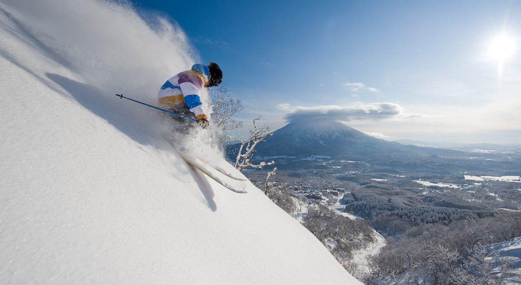 Best winter activities ski japan