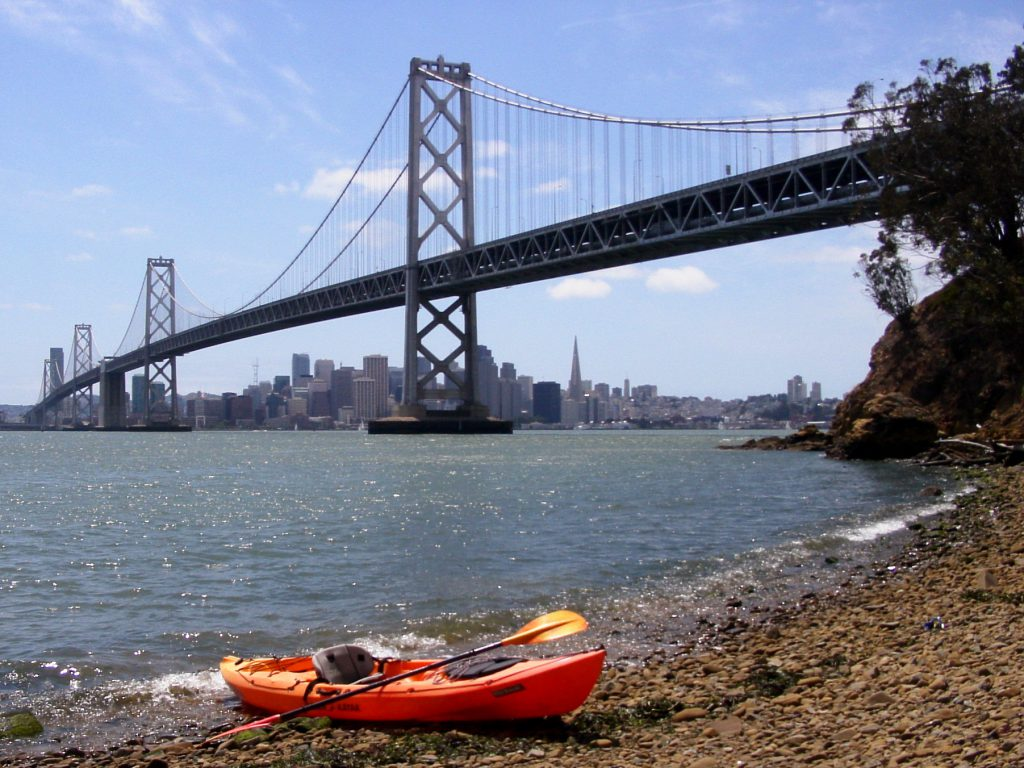 san francisco adventurous activities city kayaking