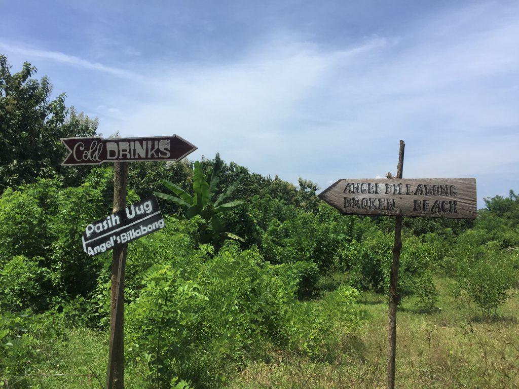 Essential Guide to Nusa Penida Road signs