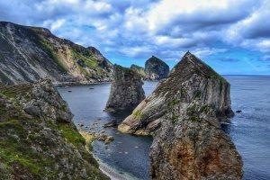 Sea Stack climbing Iain Miller Irish Bucket List