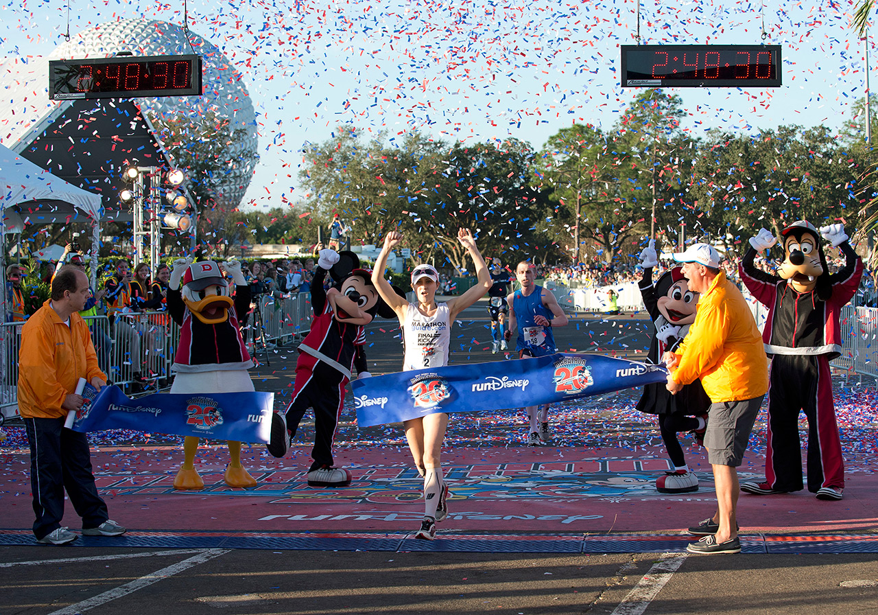 worlds quirkiest events disney marathon