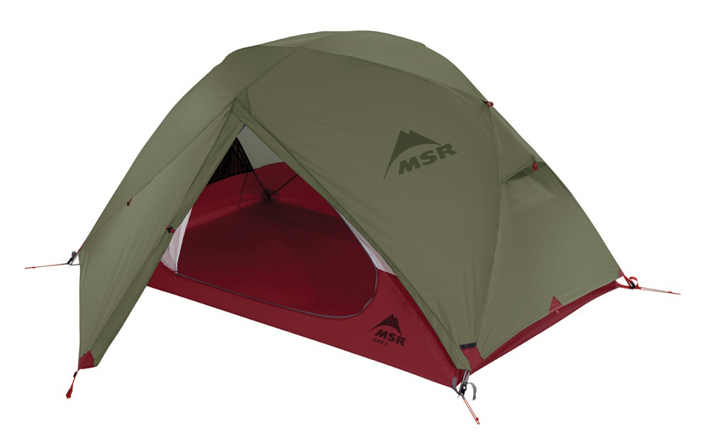 Two-man tents
