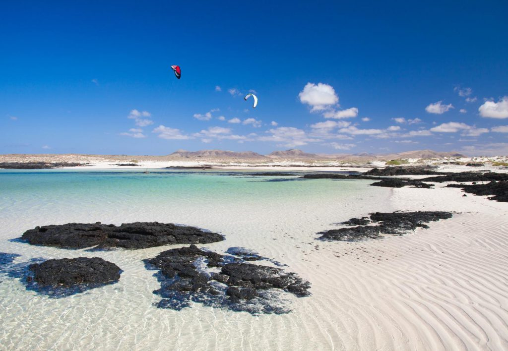 Winter sun destinations for adventure lovers fuerteventura