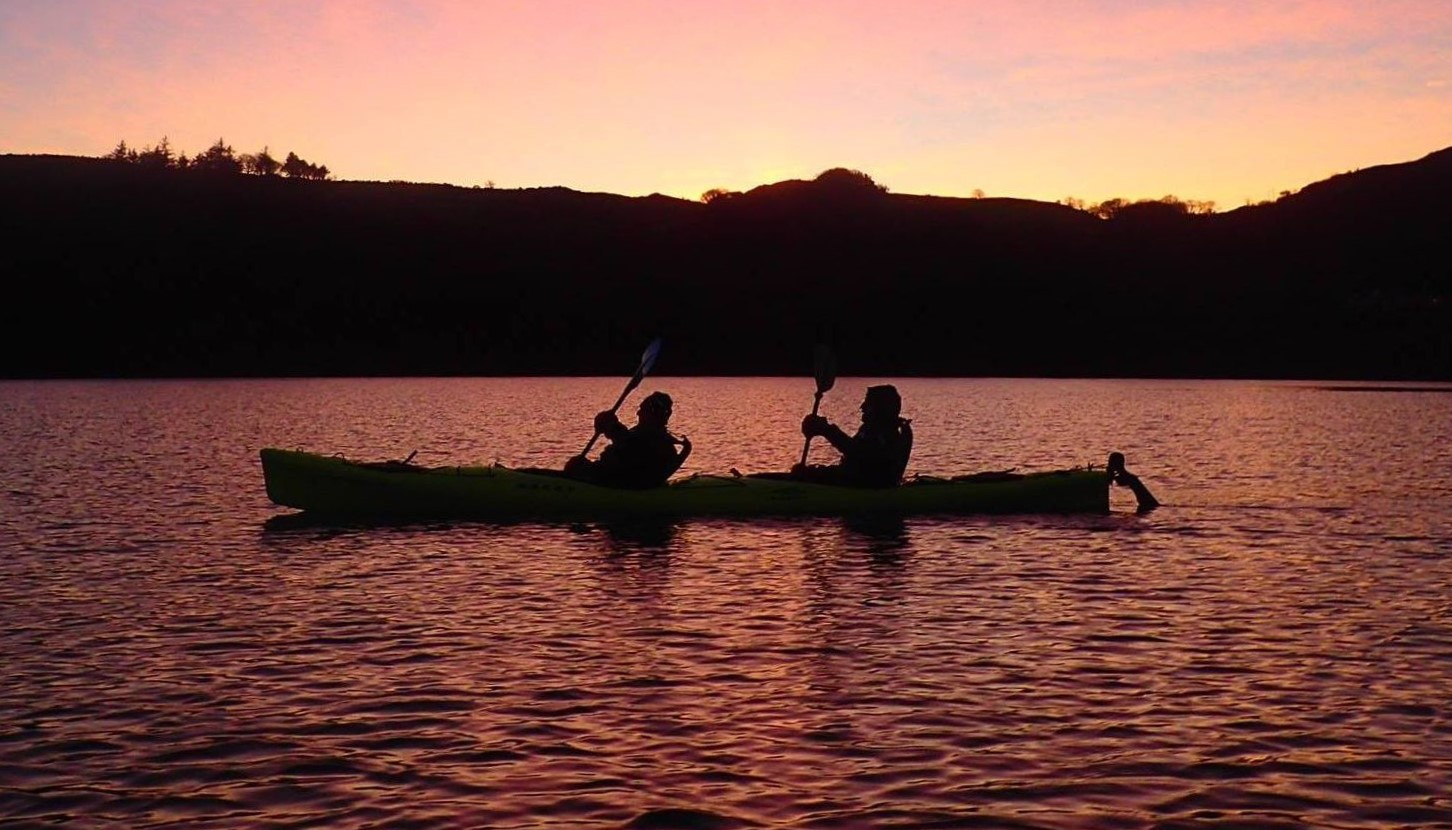 moonlight paddling irish bucket list
