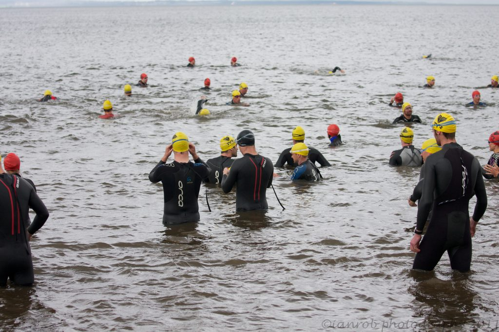 Open Water Swimming: All Year Round