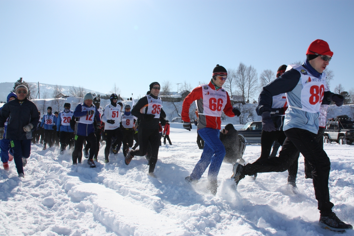 world quirkiest events siberian ice marathon
