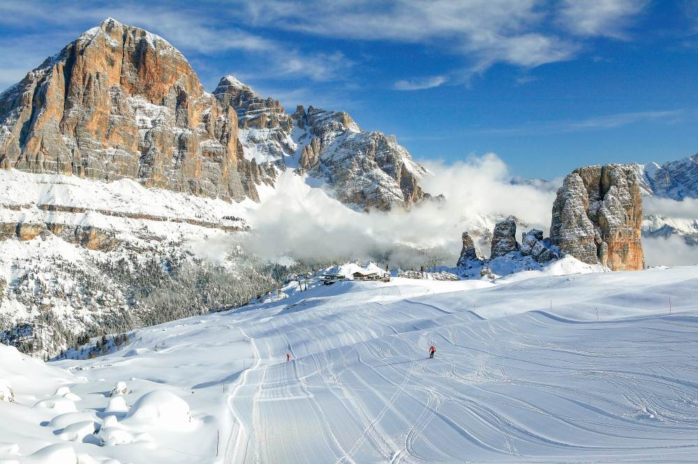 best winter activities ski war tour