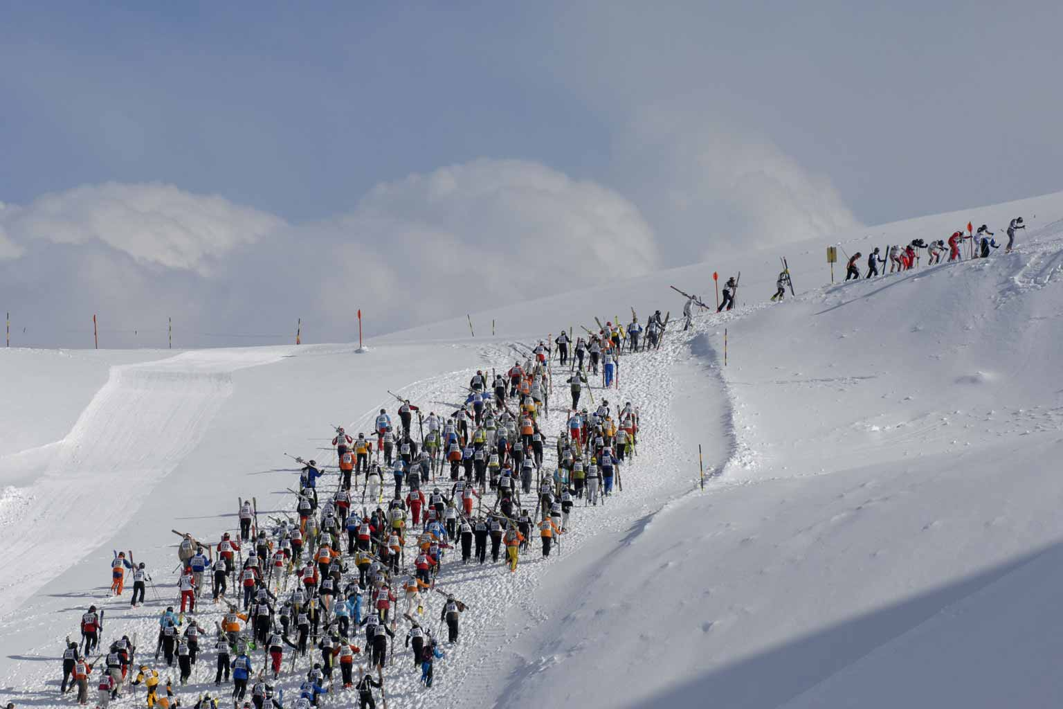 World Quirkiest Events White Thrill St Anton