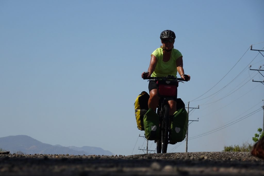 Pedalling around the World