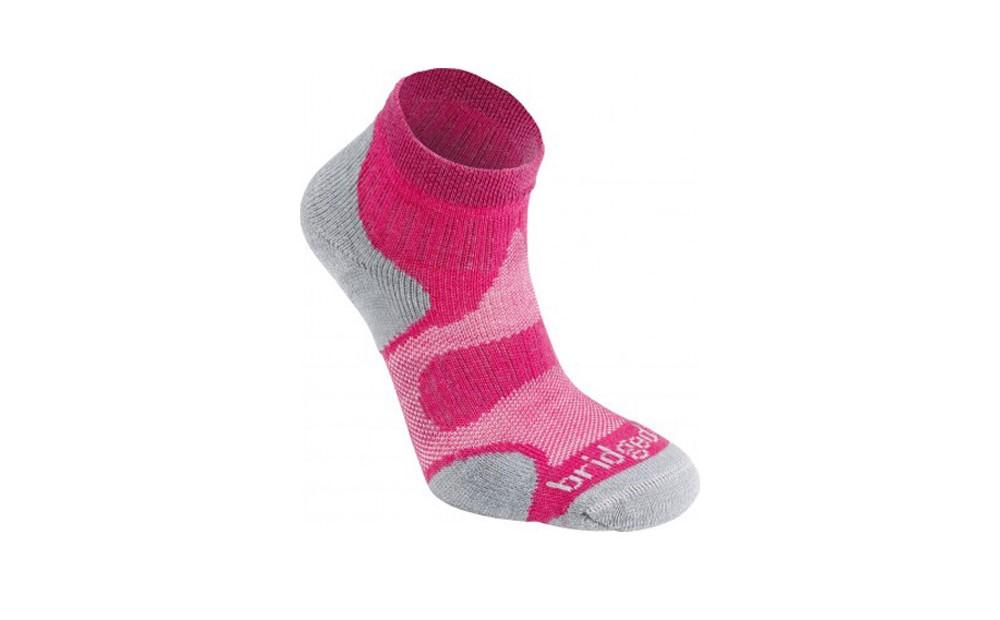Best trail running socks bridgedal cool fusion